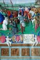 The Martyrdom of St James the Great - Jean Fouquet