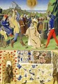 The Suffering of the Saints The Martydom of St Stephen - Jean Fouquet
