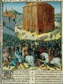 The Siege of Jerusalem by Nebuchadnezzar - Jean Fouquet