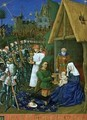 Adoration of the Magi from the Hours of Etienne Chevalier - Jean Fouquet
