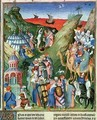 Tome 1 Hebrews in the desert - Jean Fouquet