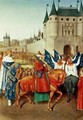 The Arrival of Charles V 1337-80 in Paris - Jean Fouquet