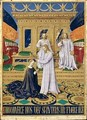 The Coronation of the Virgin - Jean Fouquet