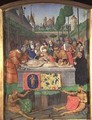 The Entombment from the Hours of Etienne Chevalier - Jean Fouquet
