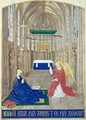 The Annunciation - Jean Fouquet