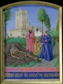Job on the dung heap - Jean Fouquet