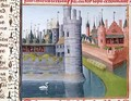 The Life of Louis II 846-79 The Stammerer - Jean Fouquet