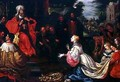 Solomon and the Queen of Sheba 2 - Frans the younger Francken