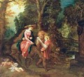 The Flight into Egypt - Frans & Govaerts, Abraham Francken