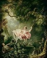 The Swing - (after) Fragonard, Jean-Honore
