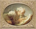 A Philosopher 2 - Jean-Honore Fragonard