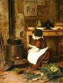 The Little Cook - Edouard Frère