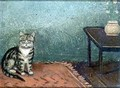 The Cat sat on the Mat - Frederick French