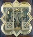 Apparition of St Francis to his Followers - Taddeo Gaddi