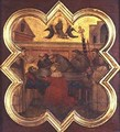 The Death of St Francis - Taddeo Gaddi
