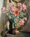 Peonies and Poppies - Roger Eliot Fry