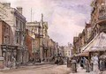 Granby Street Leicester - John Fulleylove