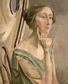 Portrait of Edith Sitwell 1887-1964 - Roger Eliot Fry