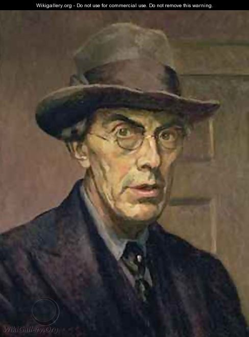 Self portrait - Roger Eliot Fry