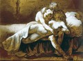 The Kiss 2 - Theodore Gericault