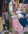 The Holy Kinship (detail) 3 - Tot Sint Jans Geertgen