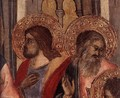 The Last Supper (detail) 2 - Agnolo Gaddi
