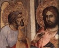 The Last Supper (detail) - Agnolo Gaddi