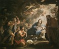 Adoration of the Shepherds - Luca Giordano