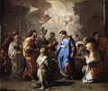 Marriage of the Virgin - Luca Giordano