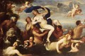 The Triumph of Galatea - Luca Giordano