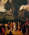 The Judgment of Solomon - Giorgio da Castelfranco Veneto (See: Giorgione)