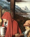 Lamentation for Christ (detail) 2 - Albrecht Durer