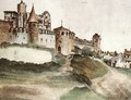 The Castle at Trento 2 - Albrecht Durer