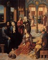 Christ in the House of Martha and Mary - Cornelius Engebrechtsz