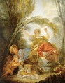 The Swing 3 - Jean-Honore Fragonard