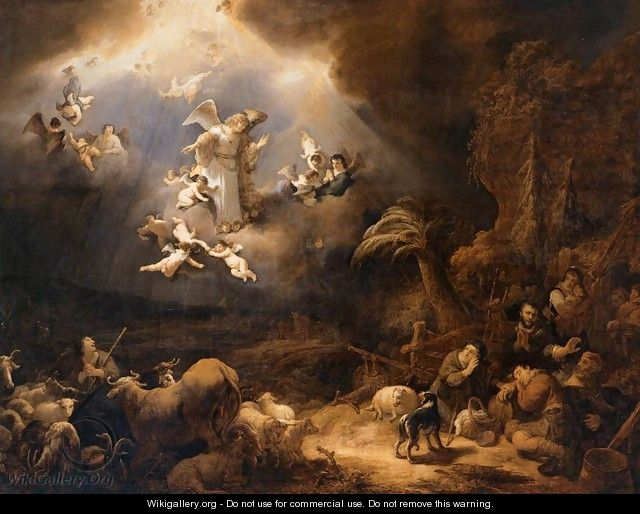 biblical paintings angels - photo #4