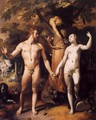 The Fall of Man 2 - Cornelis Cornelisz Van Haarlem