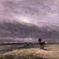 The Night Train - David Cox