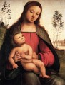 Virgin and Child - Lorenzo Costa