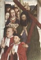 Altarpiece of the Councillors (detail) - Lluis Dalmau