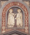 St Cosmas and St Damian - Donatello