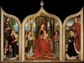 Triptych of the Sedano Family - Gerard David