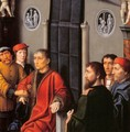 The Judgment of Cambyses (detail) 3 - Gerard David