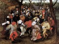 Peasant Wedding Dance - Pieter The Younger Brueghel