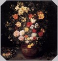 Bouquet of Flowers 2 - Jan The Elder Brueghel