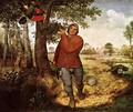 The Peasant and the Birdnester - Pieter the Elder Bruegel