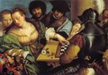 The Chess Players - Giulio Campi
