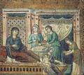 Nativity of the Virgin 2 - Pietro Cavallini