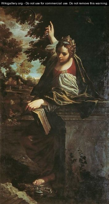 St. Francis of Assisi - Annibale Carracci - WikiGallery