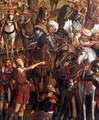 The Ten Thousand Martyrs on the Mount Ararat (detail) 2 - Vittore Carpaccio